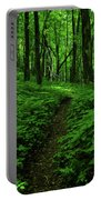Fern Lined At In Ma Portable Battery Charger