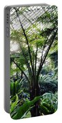Fern Room Light Rays Portable Battery Charger