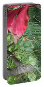 Ferns Come Alive Portable Battery Charger
