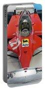 Ferrari 126ck Front Museo Ferrari Portable Battery Charger