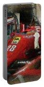 Ferrari 156/85 Portable Battery Charger