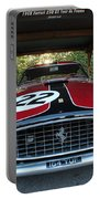 Ferrari 250 Gt Style Portable Battery Charger