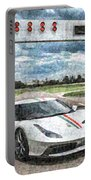 Ferrari 458 Portable Battery Charger