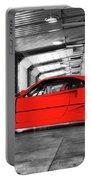 Ferrari F40 Portable Battery Charger