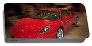 Ferrari F430 - The Red Beast Portable Battery Charger
