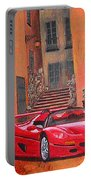 Ferrari F50 Portable Battery Charger