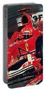 Ferrari - Michael Schumacher  Portable Battery Charger
