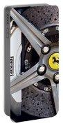 Ferrari Wheel Op 121915 Portable Battery Charger