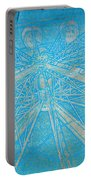 Ferris Sketch Portable Battery Charger