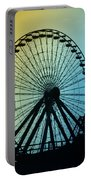 Ferris Wheel - Wildwood New Jersey Portable Battery Charger
