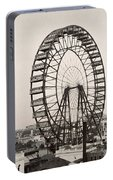 Ferris Wheel, 1893 Portable Battery Charger