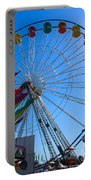 Ferris Wheel 6 Portable Battery Charger