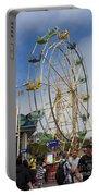Ferris Wheel Santa Cruz Boardwalk Portable Battery Charger