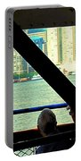 Ferry Across The Harbor Portable Battery Charger