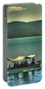 Ferry - Lago De Coatepeque - El Salvador Portable Battery Charger