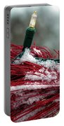 Festive With The Snow Portable Battery Charger