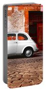 Fiat 500 Portable Battery Charger