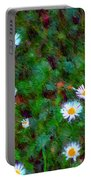 Field Of Daisys  Portable Battery Charger