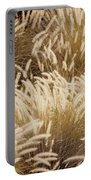 Field Of Feathers Portable Battery Charger