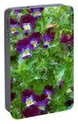 Field Of Pansy's Portable Battery Charger