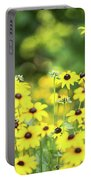 Field Of Smiles Portable Battery Charger