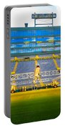 Field View Of Lambeau Portable Battery Charger