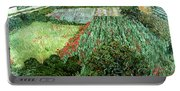 Field With Poppies Portable Battery Charger