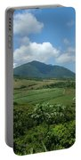 St. Kitts Fields Of Cane Portable Battery Charger