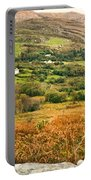 Fields Of Ireland Portable Battery Charger