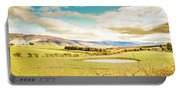 Fields Of Plenty Portable Battery Charger