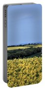 Fields Of Summer Portable Battery Charger