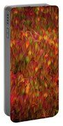 Fields On Fire Portable Battery Charger