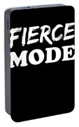 Fierce Mode Health Fitness Exercise Portable Battery Charger