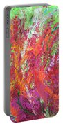 Fiery Meadow Portable Battery Charger
