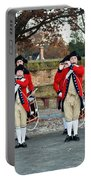 Fifes And Drums Portable Battery Charger