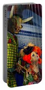 Fifth Ave Fantasy Portable Battery Charger