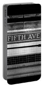 Fifth Ave Subway Portable Battery Charger