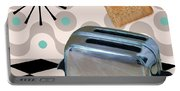 Fifties Kitchen Toaster Portable Battery Charger