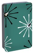 Fifties Kitchen Vi Portable Battery Charger