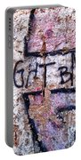 Fight Back - Berlin Wall Portable Battery Charger