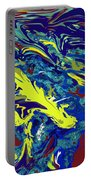 Fighting Fish Portable Battery Charger