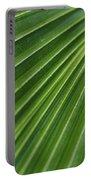 Fiji Fan Palm Portable Battery Charger