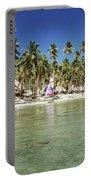Fiji Resort Portable Battery Charger