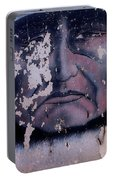 Film Homage Iron Eyes Cody The Big Trail 1930 Crying Indian Black Canyon Arizona 2004 Portable Battery Charger