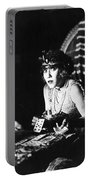 Film Still: Fortune Telling Portable Battery Charger