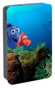 Finding Nemo Portable Battery Charger