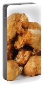 Fine Art Fried Chicken Food Photography Portable Battery Charger