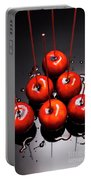 Fine Art Toffee Apple Dessert Portable Battery Charger