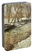 Fine Creek Winter Portable Battery Charger