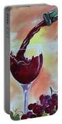 Fine Wine Portable Battery Charger